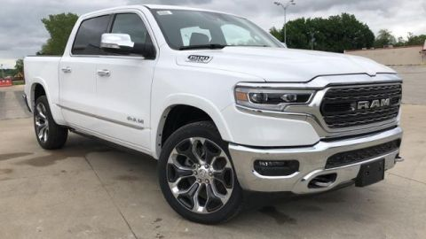 2020 Ram 1500 Limited 4x4 Crew Cab 5'7 Box
