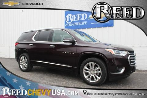 2020 Chevrolet Traverse FWD 4dr High Country