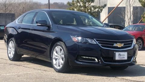 Pre-Owned 2019 Chevrolet Impala 4dr Sdn LT w/1LT FWD 4dr Car