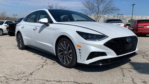 New 2020 Hyundai Sonata Limited 1.6T FWD 4dr Car