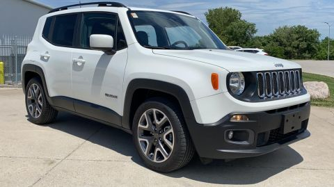 Pre-Owned 2018 Jeep Renegade Latitude FWD FWD Sport Utility