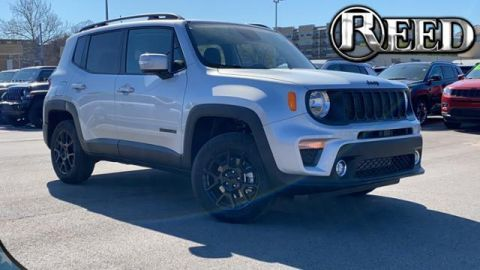 2020 Jeep Renegade Altitude 4x4